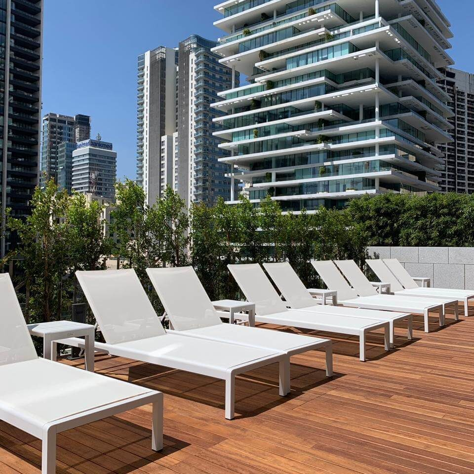 outdoor decking beirut