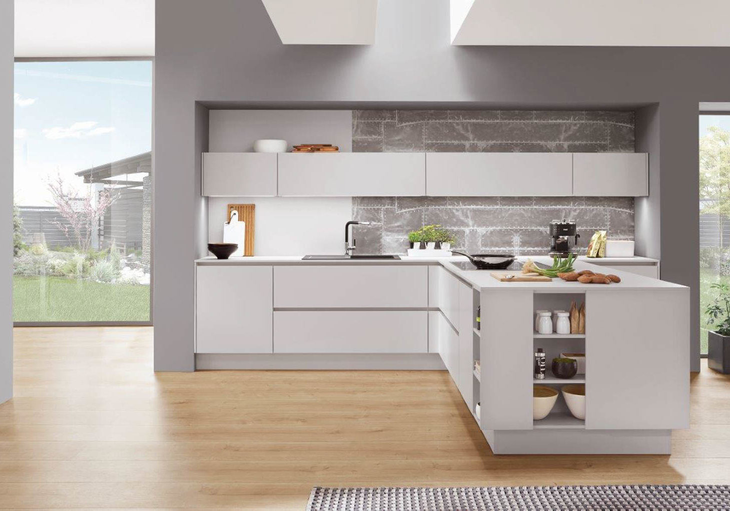Nobilia-Kitchens-Fashion-171-Honed-Satin-Grey-2-landscape